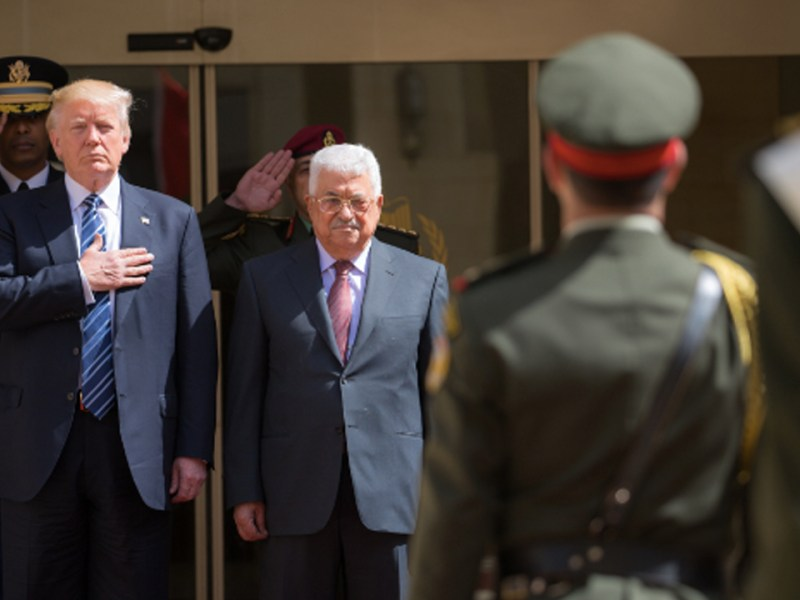 Are Palestinians Living under a Double Occupation? (2/2)