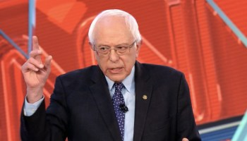 Can Sanders Win Black and Trump Voters?