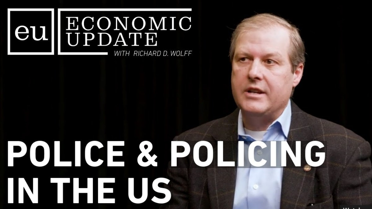 Economic Update: Police & Policing in the US