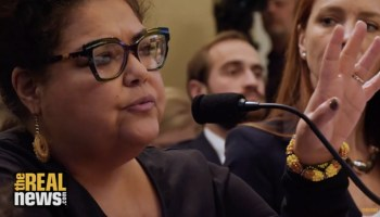 Climate Justice Advocates Testify At House Committee Hearing