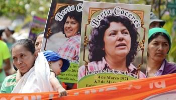 3rd Anniversary of Berta Cáceres Murder in Honduras: Downward Spiral and Hope