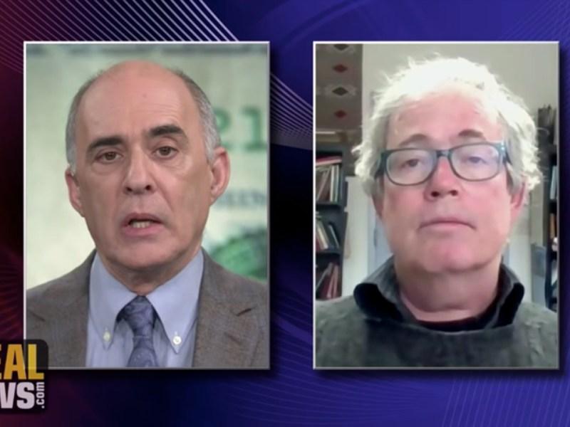 Modern Monetary Theory - A Debate: Gerald Epstein (Pt 2/4)