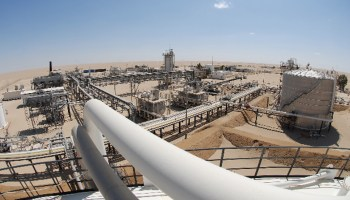 Oil Politics Drive Turmoil in Libya
