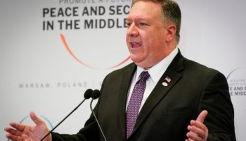 """Pompeo is """"Setting the Stage for a War with Iran"""""""
