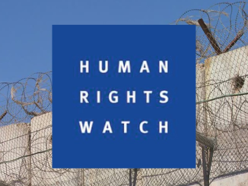 Human Rights Watch Director Expelled from Israel