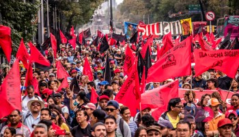 Labour Protest in Mexico 2019: The SITUAM Strike