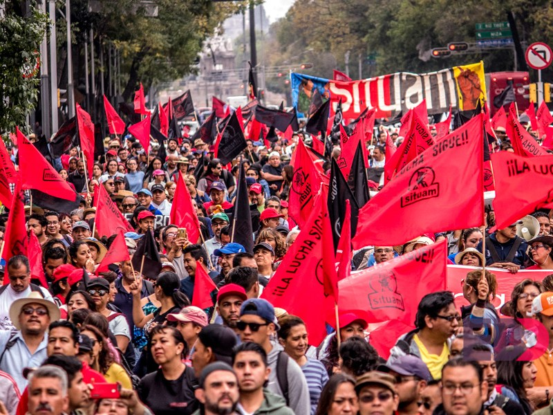 Labour Protest in Mexico 2019: The SITUAM Strike