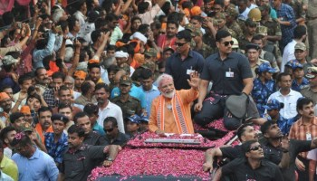 Modi Wins Another Term for the Anti-Muslim, Right-Wing Hindu Nationalists