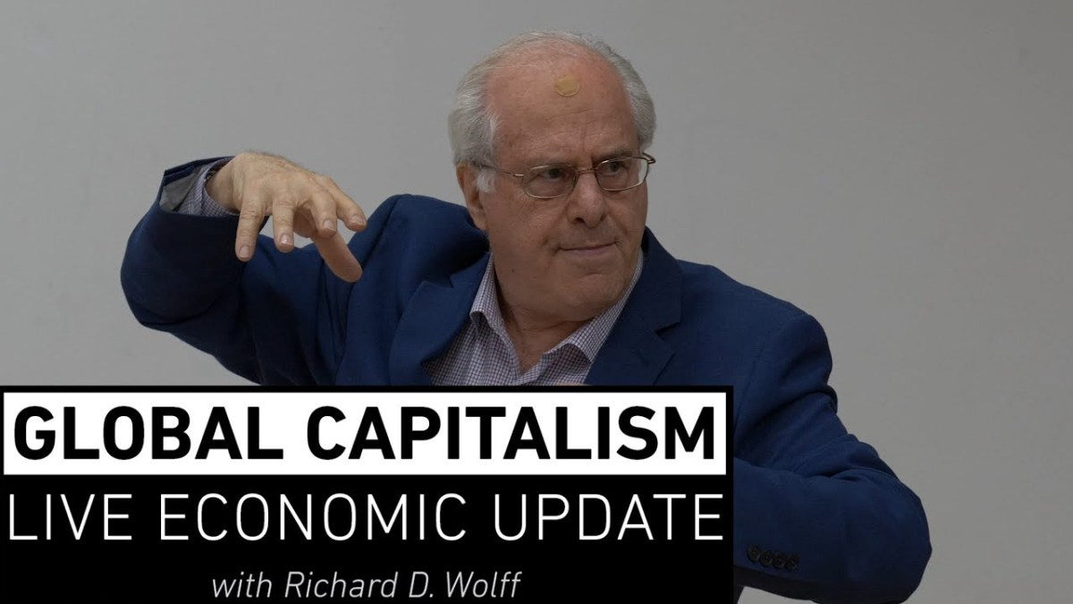 Global Capitalism: Rise of Socialism in the US Today