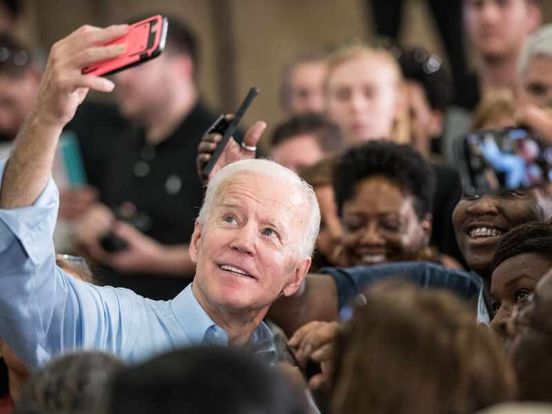 Will Biden's Dog Whistles for Racism Catch Up with Him?