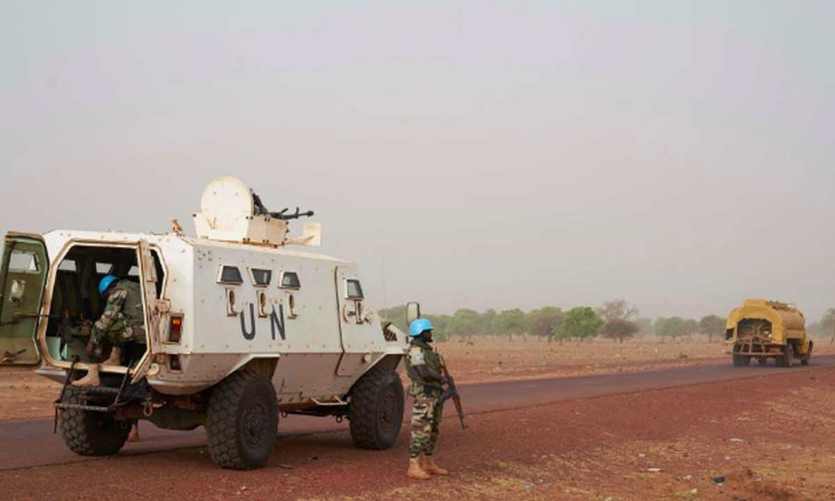 Mali's Civil War Fueled by Climate Crisis and Corporate Greed