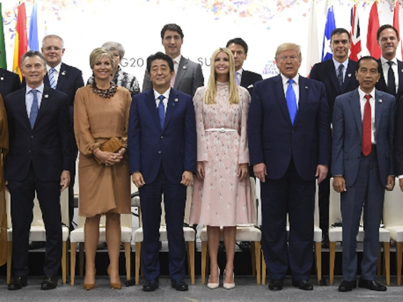 G20: Trump's 'America First' Policies Reflect the Limits of Globalization