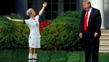 US Women's Soccer Team Stands for Equal Pay and Confronting Trump