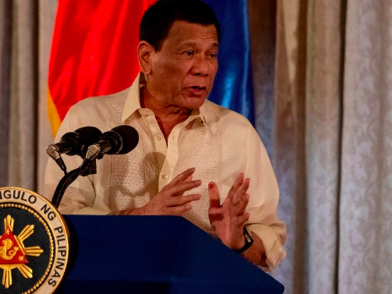 Ruthless Philippine President's High Popularity Is the Result of Failed Democracy