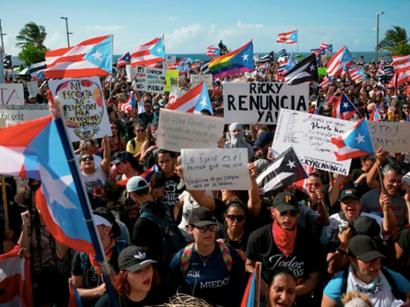 Corruption, Mismanagement, and Disrespect Fuel Puerto Rico Protests