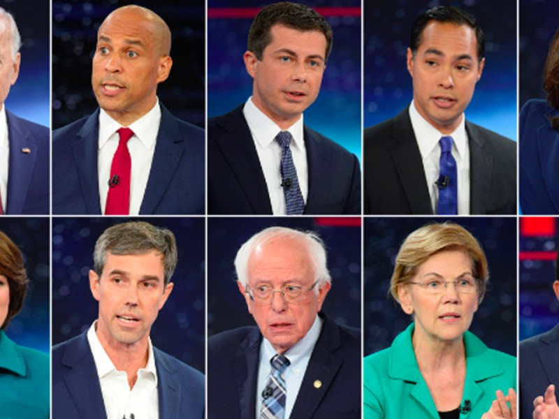 Climate Forum Shows Candidates' Key Differences