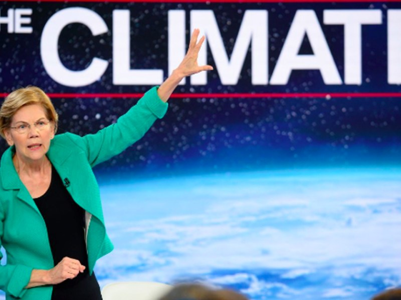 Candidates Don't Agree On How Much To Spend on Climate Plans
