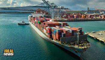 Union Leads West Coast Port Shutdown On Juneteenth