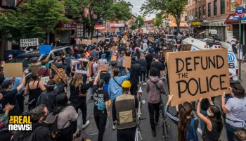 Cities Gain Momentum To Defund Police, Remove Them From Schools