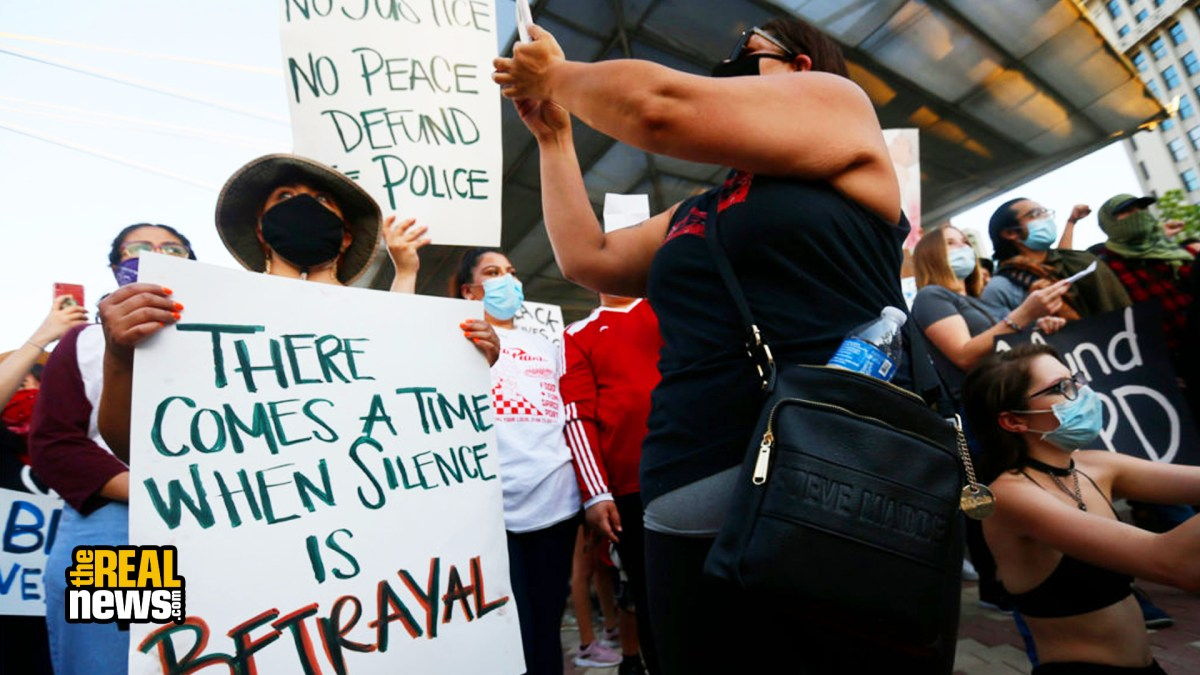 Defund The Police Movement Gains Momentum As Police Killings Continue