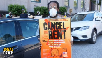 As Maryland Evictions Resume, Activists Demand Protections