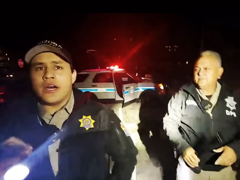 James Freeman, copwatcher, arrested and tasered for filming the police