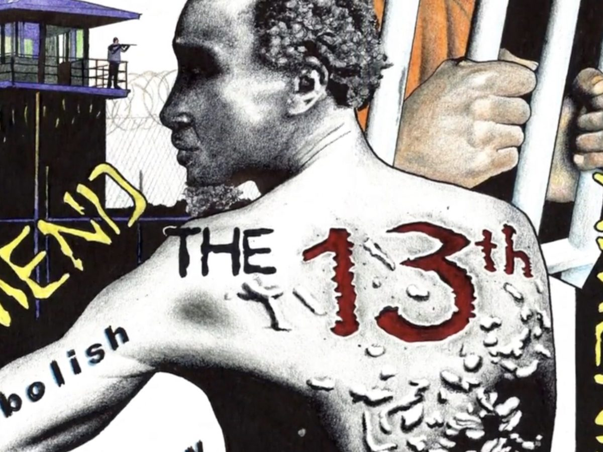 Artwork by Kevin Rashid Johnson Courtesy of Operation PUSH