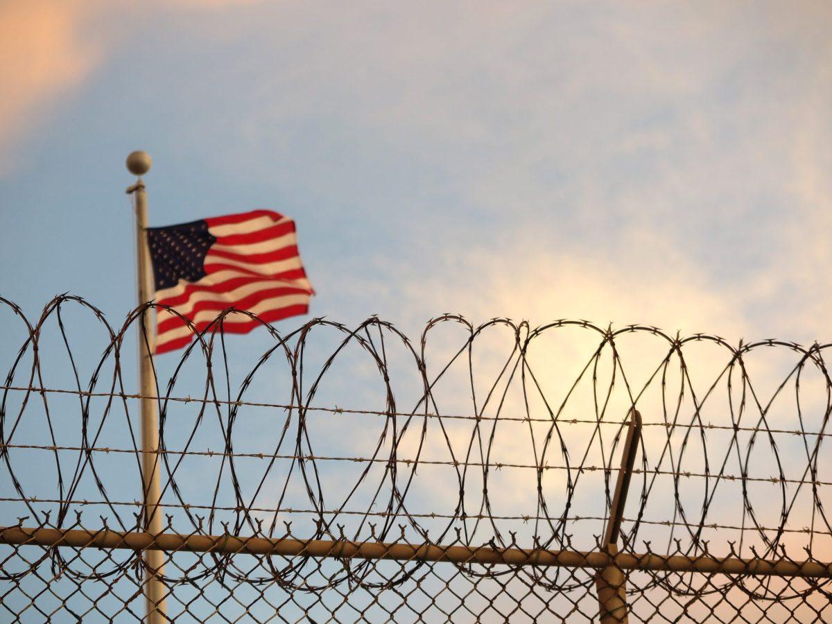 US prison camp Guantánamo