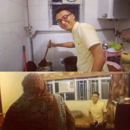Alvin Cheng visits electraotes