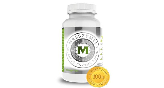 MassZymes 2.0 |The Strongest Protein-Digesting Enyme Formula