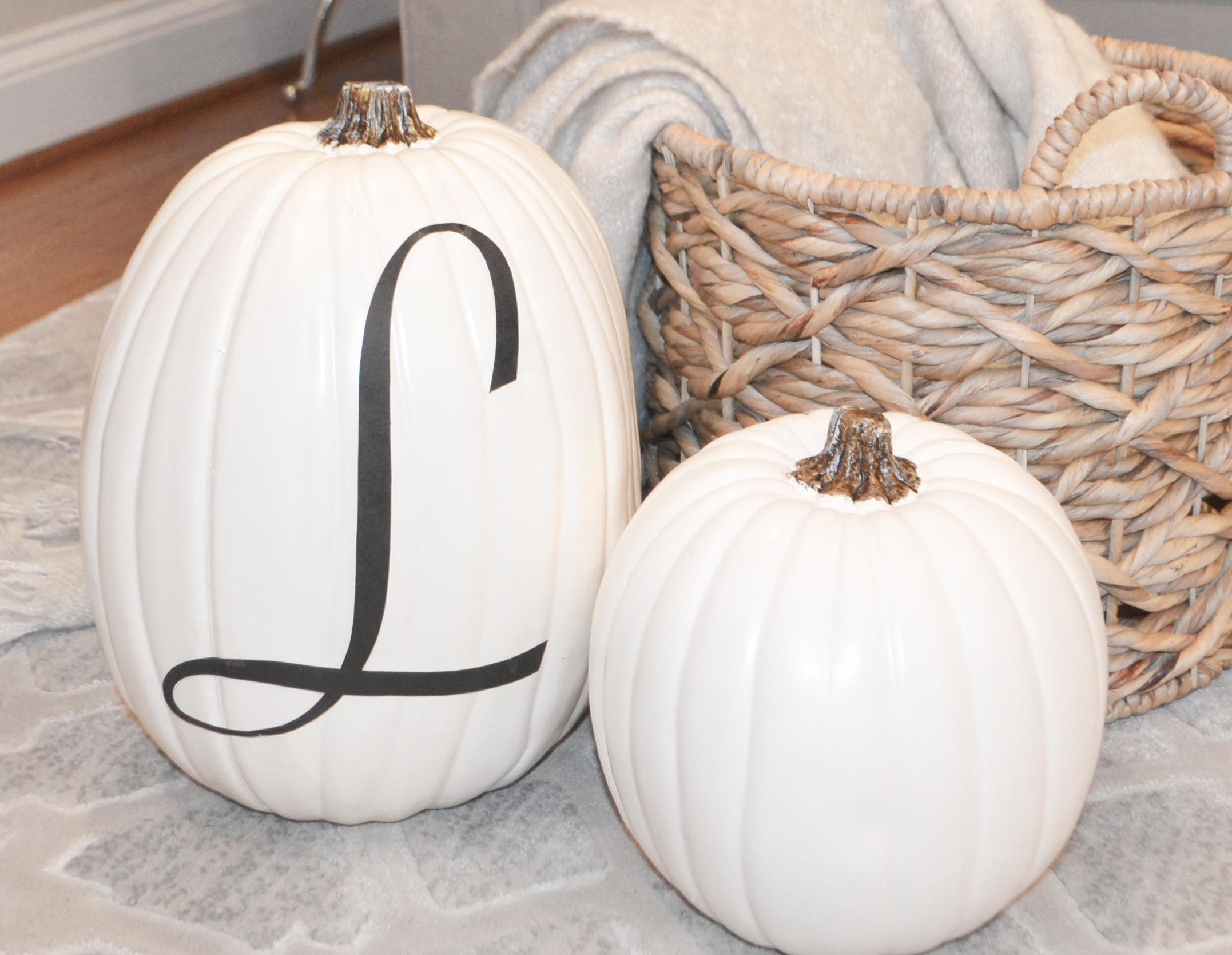 L pumpkin