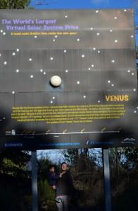 Solar System Drive - Venus