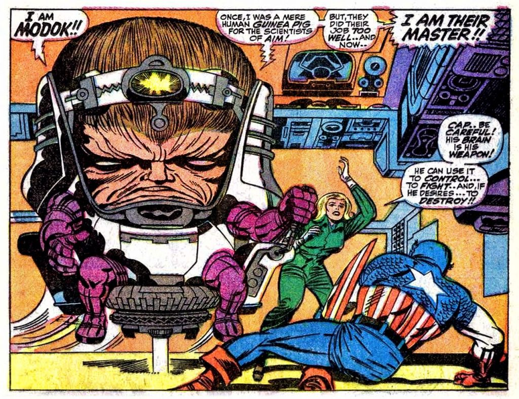 Marvel and Hulu Reveal Cast for 'Marvel's M.O.D.O.K' Starring ...
