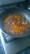 Always cooking