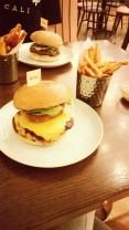 Burgers with my main girl