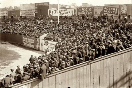 Amazing Historical Photos Pictures Incredible Mindblowing Photograph Old History Crazy Weekly Show World Series 1912 Red Sox Giants
