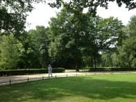 Berlin Germany Travel Pictures Photos Cool Historic Weekly Show Tiergarten Brandenburg Gate Garden Park