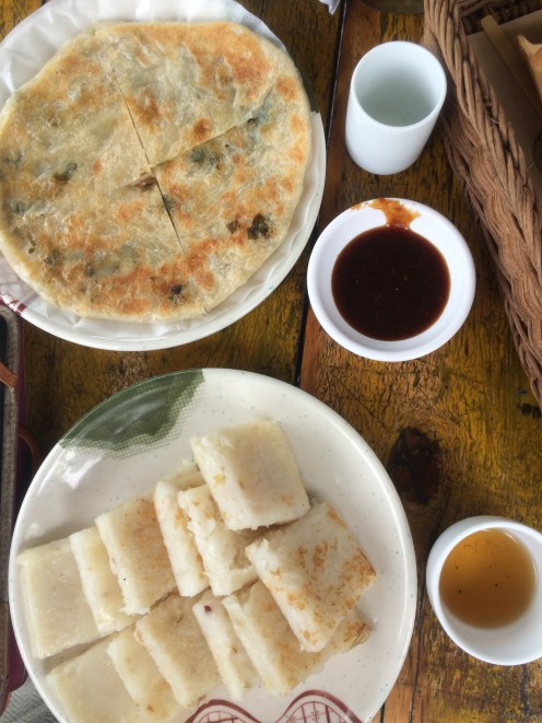 Food at Yao Yue