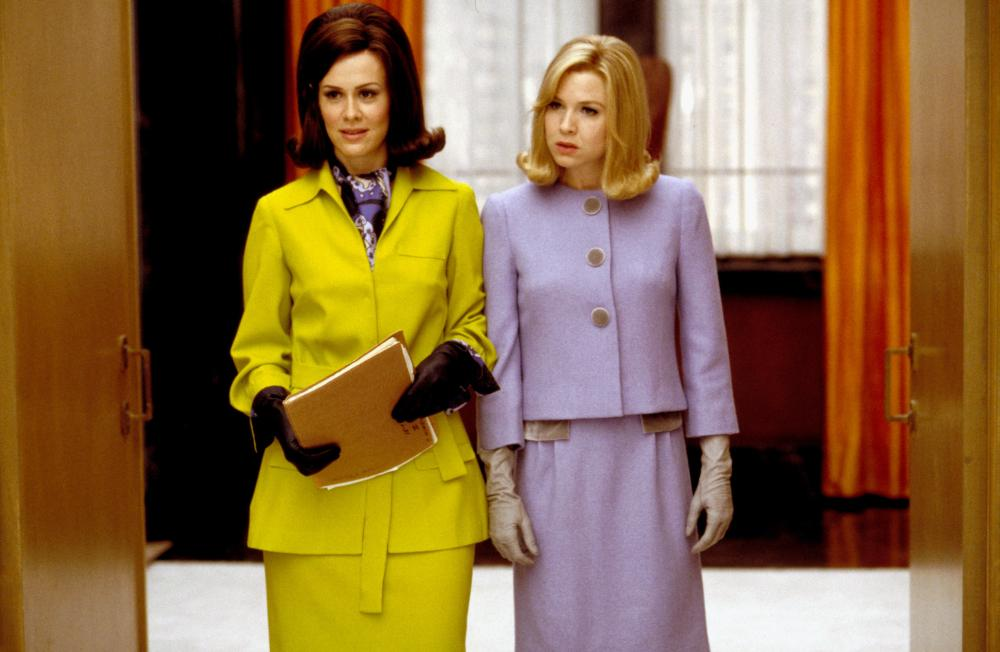 DOWN WITH LOVE, Sarah Paulson, Renee Zellweger, 2003, TM & Copyright (c) 20th Century Fox Film Corp. All rights reserved.