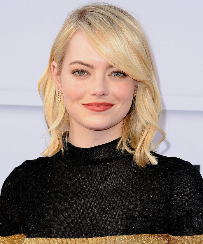HOLLYWOOD, CA - JUNE 08: Actress Emma Stone attends the AFI Life Achievement Award gala at Dolby Theatre on June 8, 2017 in Hollywood, California. (Photo by Jason LaVeris/FilmMagic)
