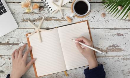 How to get started writing your book