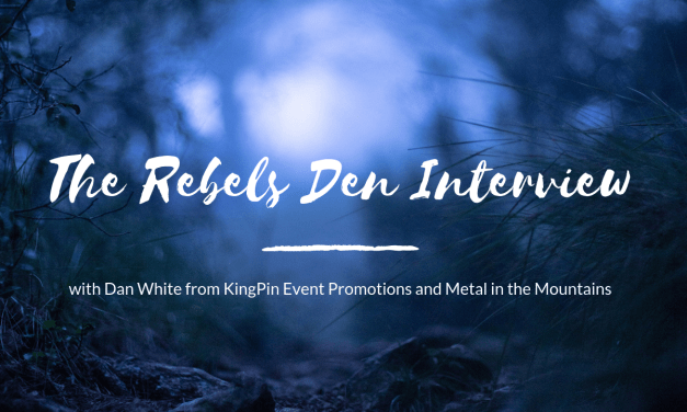 Interview with Dan White from Metal in the Mountains