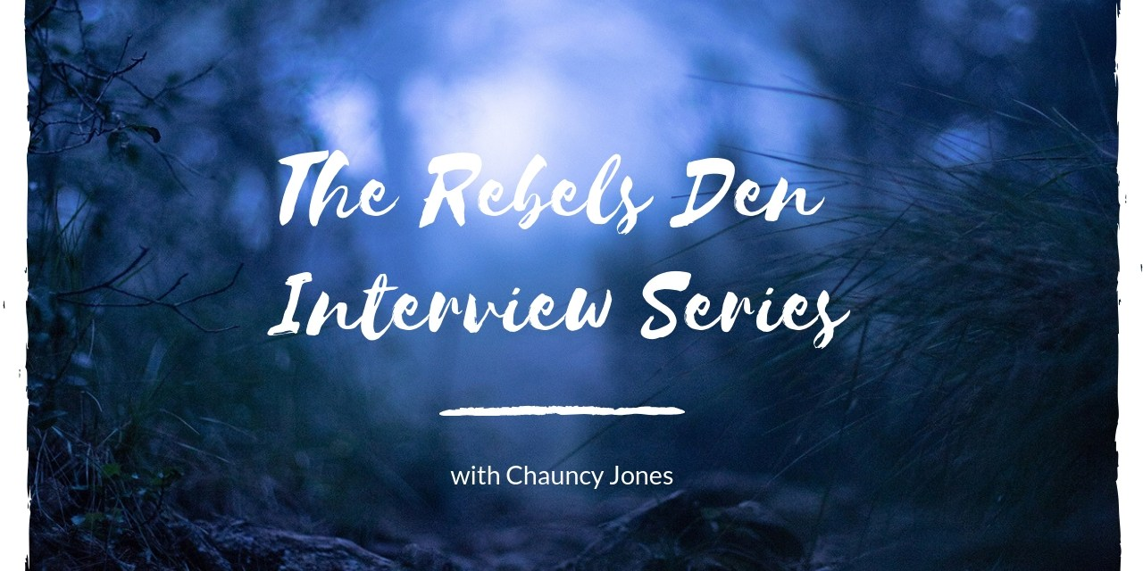 Interview with Chauncy Jones