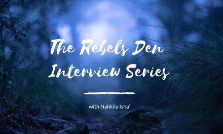 Interview with Nahkila Isha'