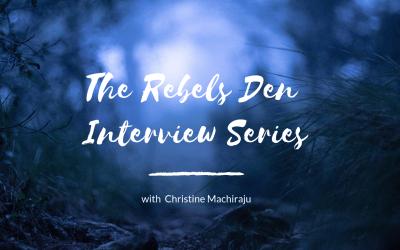Interview with Christine Marie Machiraju