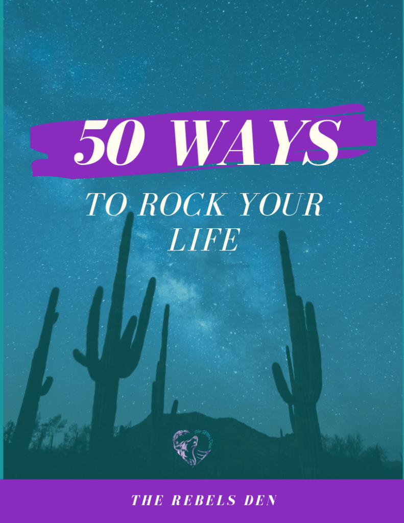 50 Ways to rock your life with Petra Monaco