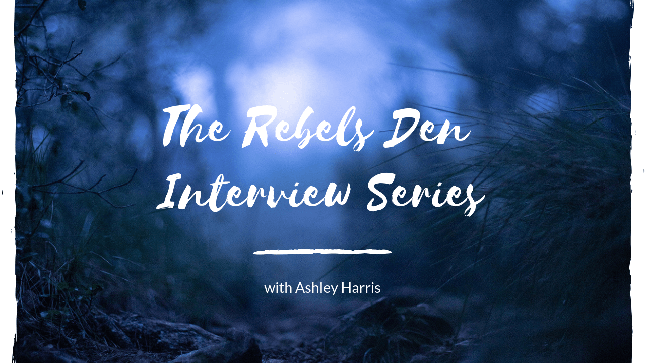 Interview with Artist Ashley Harris