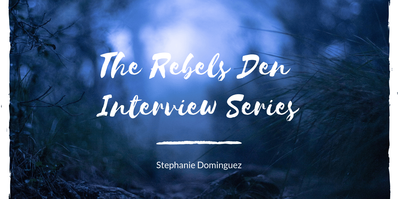 Interview with Stephanie Dominguez