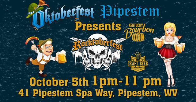 Rocktoberfest at Pipestem
