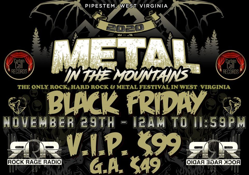 Metal in the Mountains in 2020